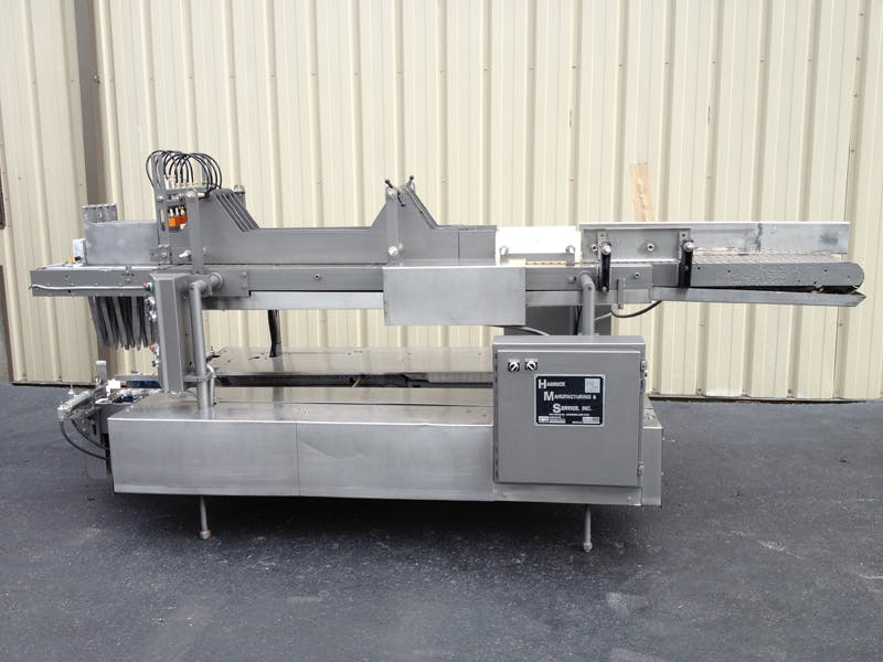 Hamrick Case Packer  Case packer sold by Litchfield Packaging