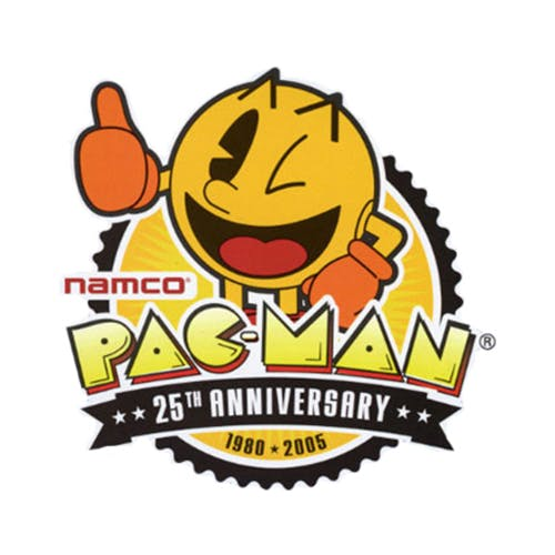 Pac-Man 25th Anniversary Model - sold by Betson Enterprises