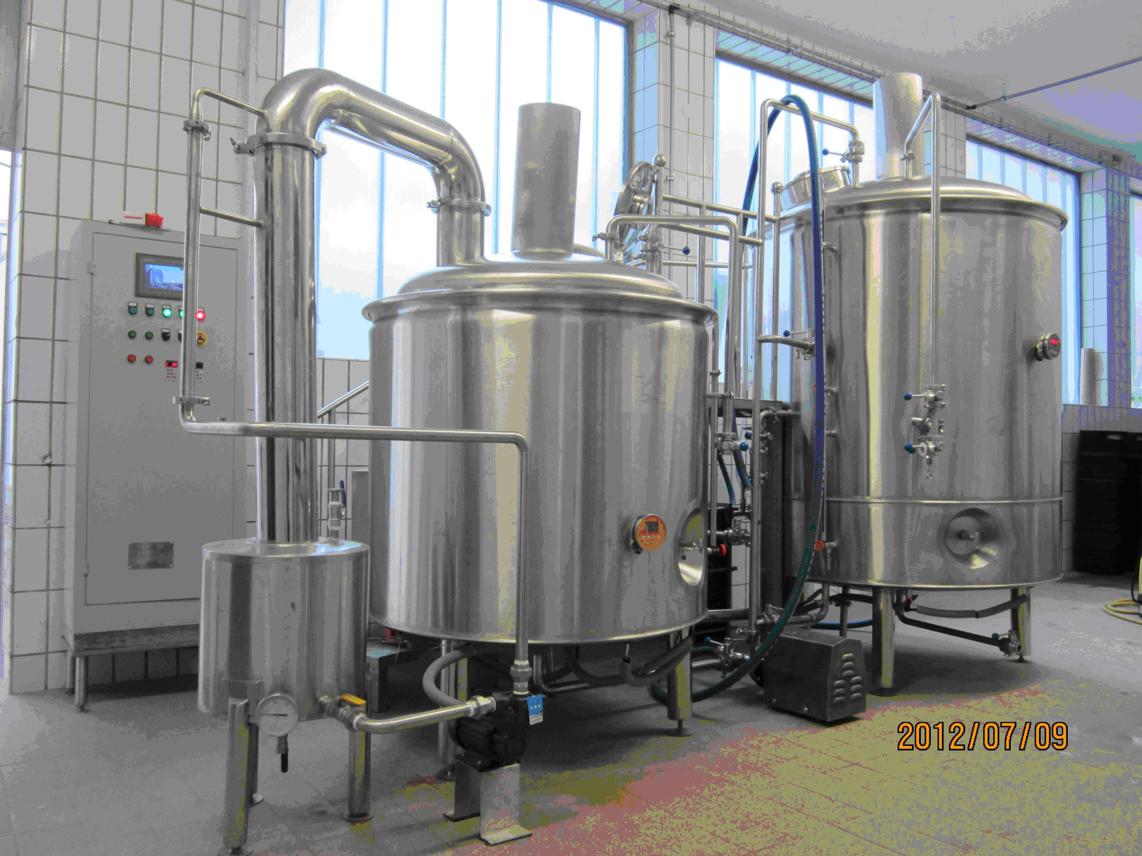 Eratech Brewhouse Systems Brewhouse Sold By Eratech