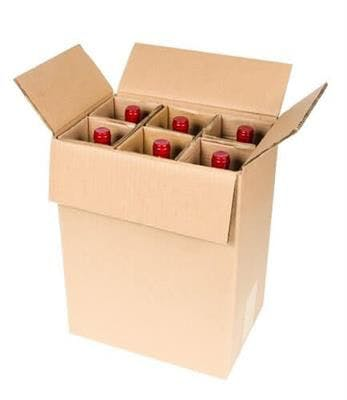 Six Bottle Wine Shipper Wine shipper sold by SpiritedShipper