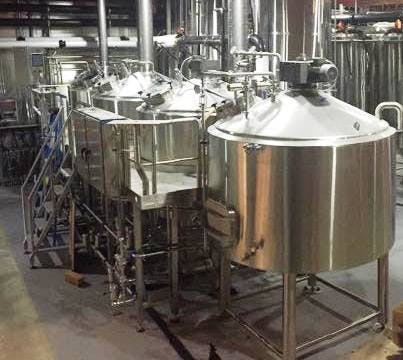 Brewhouse Brewhouse sold by Prettech Canada