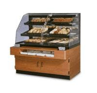 "Federal BPFD-54SS - 54"" Non-Refrigerated Floor Display Merchandiser"