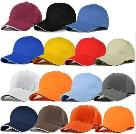 Baseball Cap (Item # ZGKMQ-JXJUJ) Baseball cap sold by InkEasy