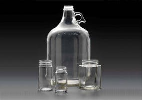 Miscellaneous Glass Glass Jar sold by Kaufman Container