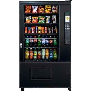 "AMS 39"" Combo Vending Machine Sensit 3"