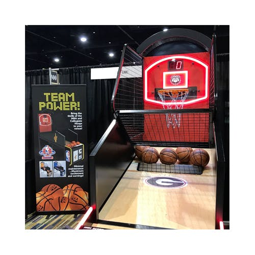 Collegiate Hoops - sold by Betson Enterprises
