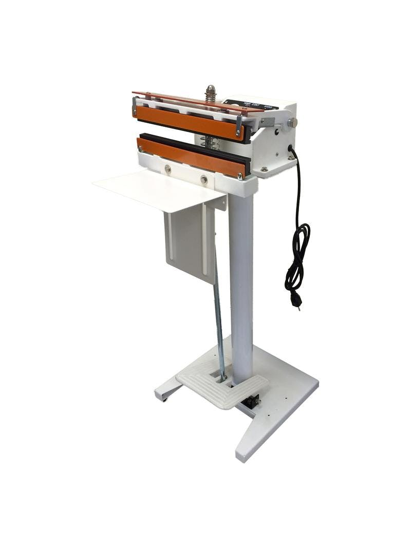 W-Series Direct Heat Foot Sealer, 15mm Seal Width Bag sealer sold by Sealer Sales