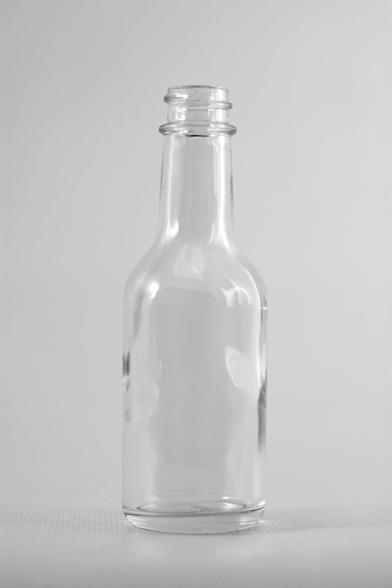 50ML (1.7OZ) MINI WOOZY 18MM - WOOZY BOTTLES - sold by Packaging Support Group