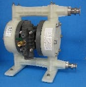 "Pump, Yamada Air Diaphragm 1"" Wine pump sold by Carolina Wine Supply"
