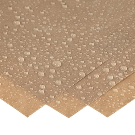 Waxed Kraft Paper Sheets Kraft packaging sold by Ameripak, Inc.