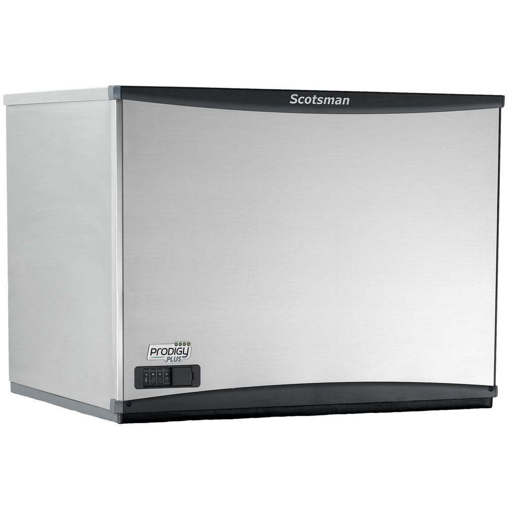 "Scotsman C0330SW-1 Prodigy Plus Series 30"" Water Cooled Small Cube Ice Machine - 420 lb. Ice machine sold by WebstaurantStore"