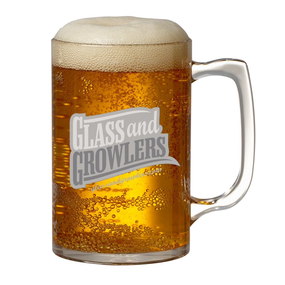 Acrylic Mug 5 Ounce Plastic cup sold by Glass and Growlers