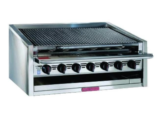 Magikitch'n APL-RMB-630 Radiant Charbroiler Broiler sold by pizzaovens.com