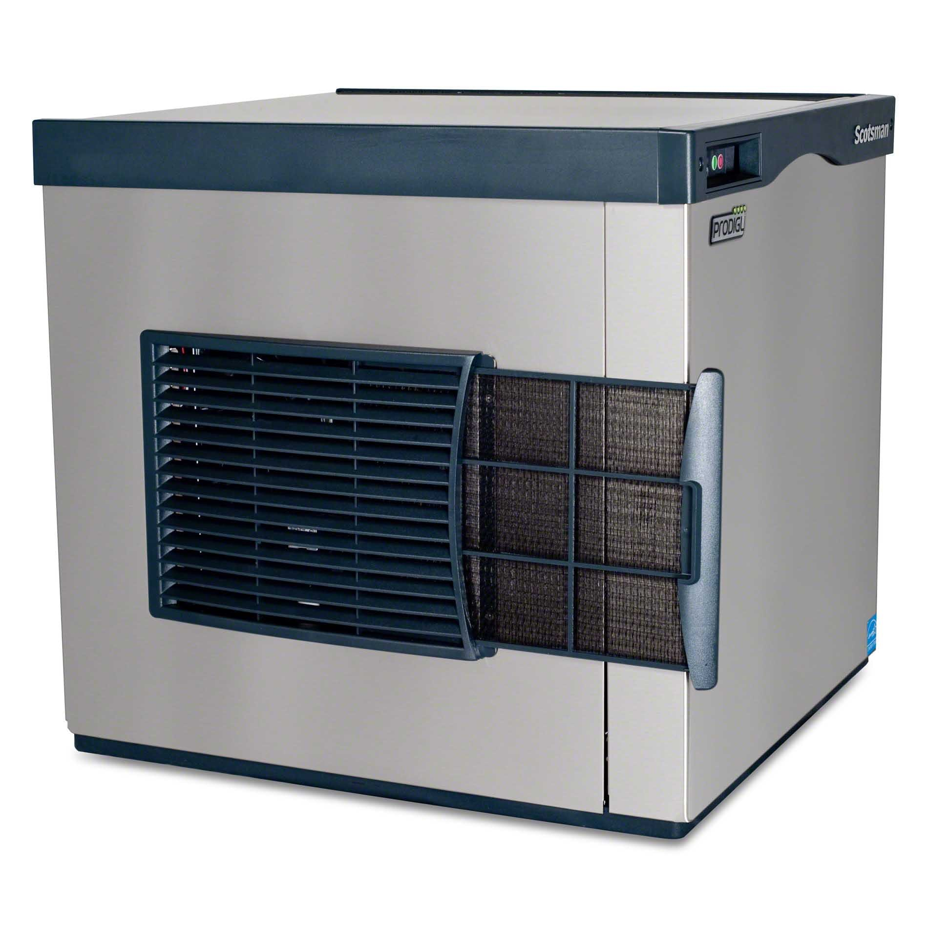 Scotsman - C0322MA-32A 356 lb Full Size Cube Ice Machine - Prodigy Series Ice machine sold by Food Service Warehouse