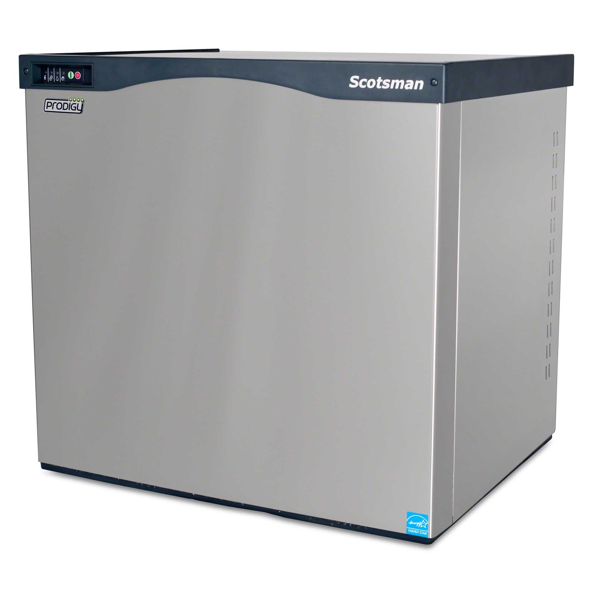 Scotsman - C0830SA-32A 905 lb Half Size Cube Ice Machine - Prodigy Series Ice machine sold by Food Service Warehouse