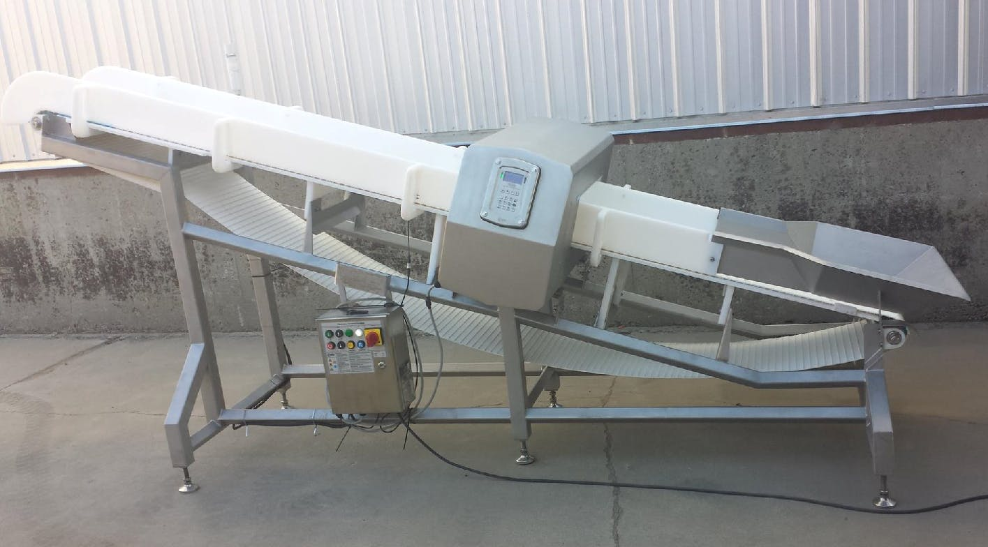 Custom Conveyors Conveyor sold by Peak Equipment