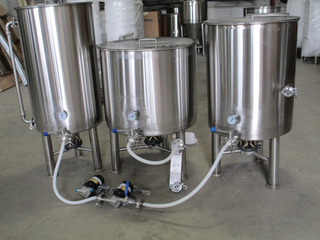 2 Barrel Brewing System Brewhouse sold by BC Packaging Service Brew-Stuff