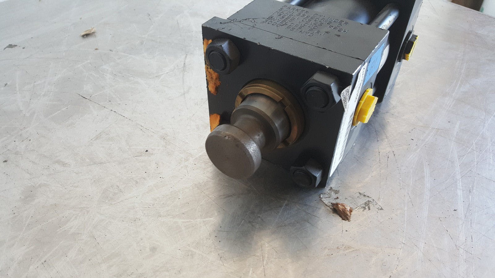 Parker Series 2H 03.25 FP2HLT355 1.000 3000 Psi Hyd Hydraulic Cylinder New - sold by Jak's Restaurant Supply