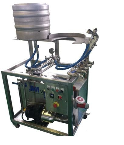 Keg Washers Keg washer sold by Alpha Brewing Operations