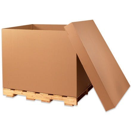Gaylord Containers - Heavy Duty Corrugated Boxes - sold by Ameripak, Inc.