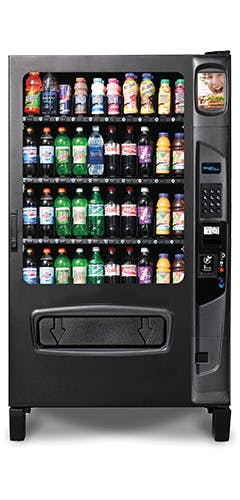 Beverage Center Vending machine sold by Vendors North Carolina