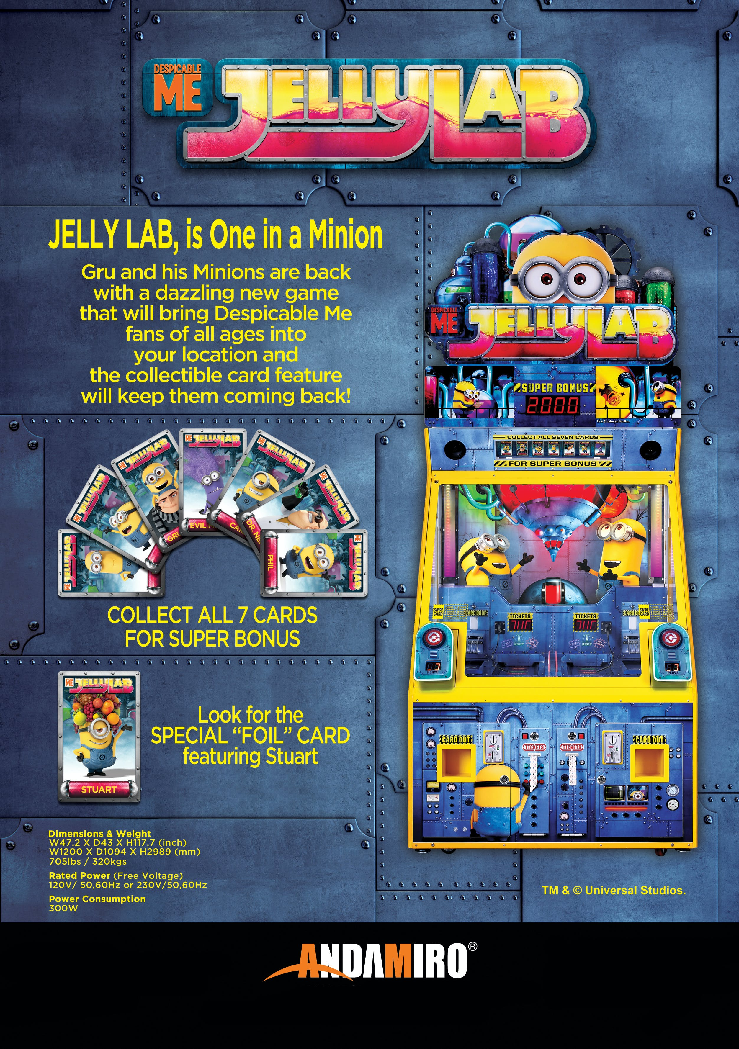 Jelly Lab - sold by Betson Enterprises