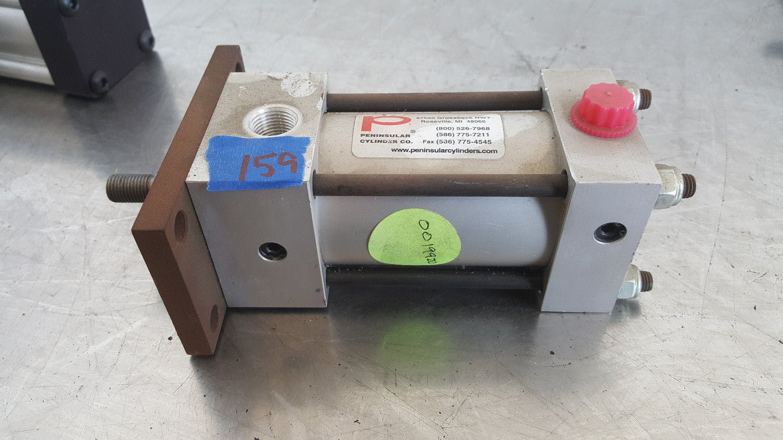 Peninsular 02.00 LM4200A 2.000 250 Psi Air Pneumatic Cylinder New - sold by Jak's Restaurant Supply