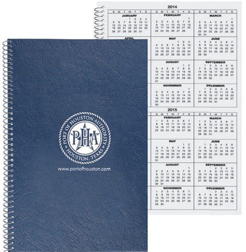 Calendar Notebook Custom calendar sold by Dechan, Inc. II