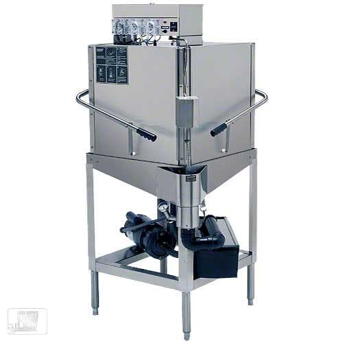 CMA Dishmachines - EC-2 40 Rack/Hr Door-Type Corner Dishwasher Commercial dishwasher sold by Food Service Warehouse