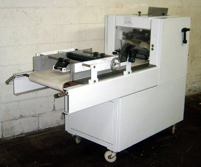 BENIER BREAD MOULDING MACHINE Dough divider sold by Union Standard Equipment Co
