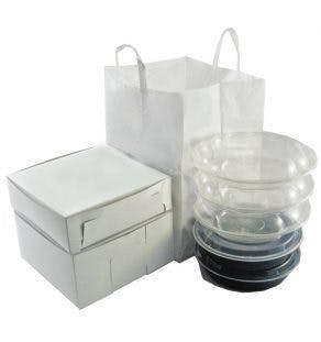 Plastic Carryout Bag Bag sold by The Packaging Source, Inc.