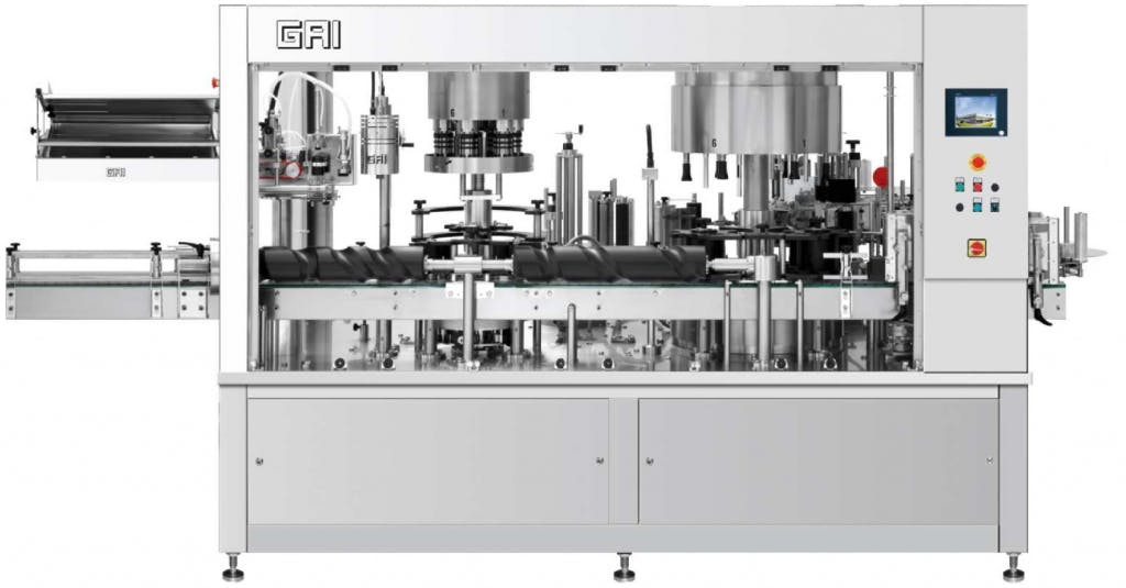 GAI 8410/4E Monoblocks Monoblock sold by Prospero Equipment Corp.