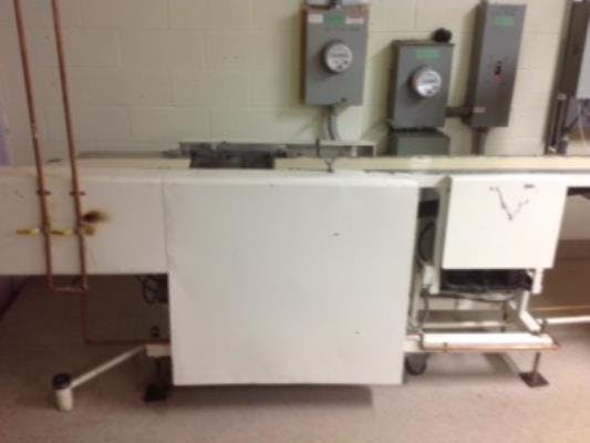 """Smith 7"""" Enrobing Line - sold by Union Standard Equipment Co"""