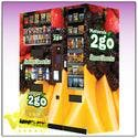 Seaga N2G4000 Healthy Combo Vending Machine - Vending machine sold by The Discount Vending Store