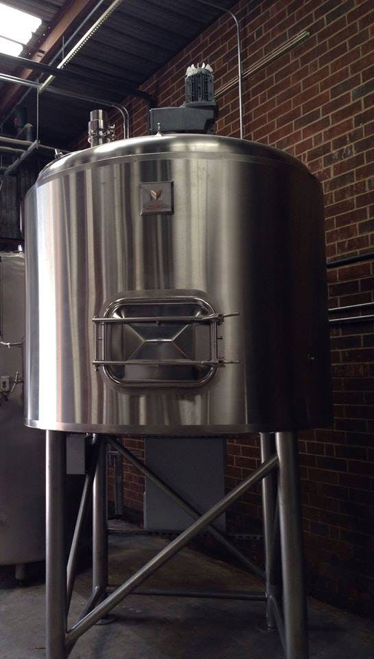 Brewery Tanks Brewery tank sold by Marks Design and Metalworks