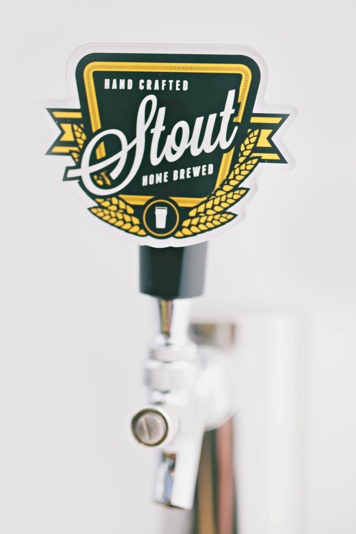 3.25 inch handle Tap handle sold by Switch Taps, LLC