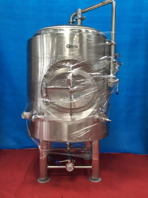 jacketed brite tank Bright tank sold by Best Buy Brewing Equipment LLC