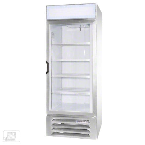 "Beverage Air - LV27-1 30"" Glass Door Merchandiser Commercial refrigerator sold by Food Service Warehouse"