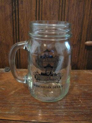 16 oz. Mason Jar Beer glass sold by Promotional Concepts of Wisconsin