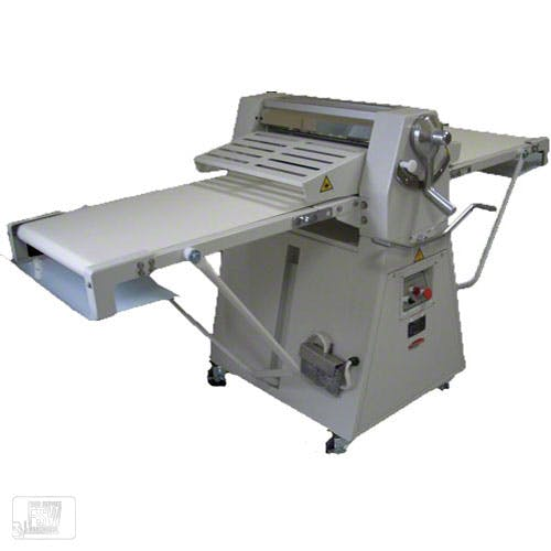 "BakeMax (BMFRS03) - 25"" Reversible Sheeter Dough sheeter sold by Food Service Warehouse"
