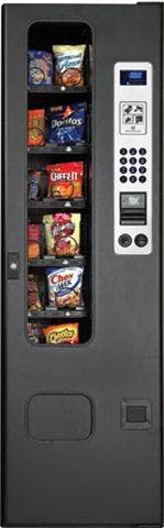 12 Select Snack Machine Vending machine sold by Universal Vending Consultants