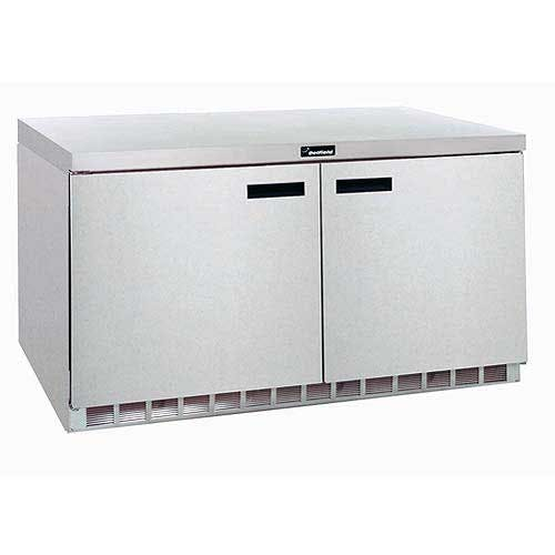 "Delfield - UC4464N 64"" Undercounter Refrigerator Commercial refrigerator sold by Food Service Warehouse"