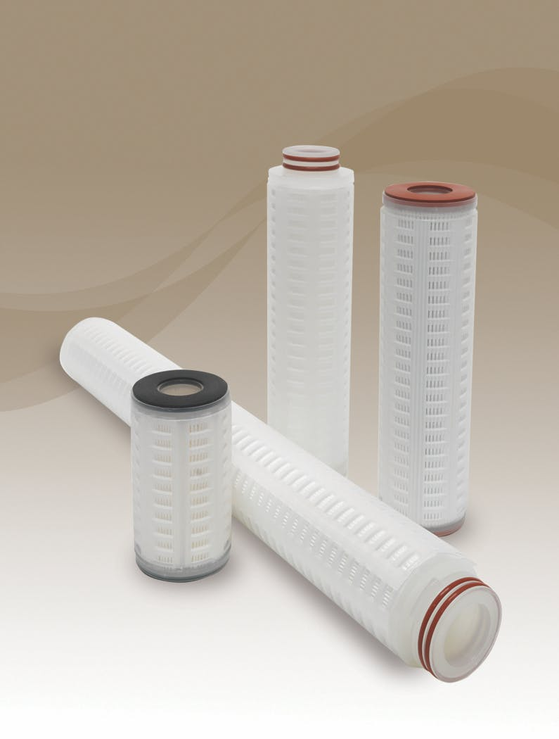 PES Membrane and Pleated Depth Filters