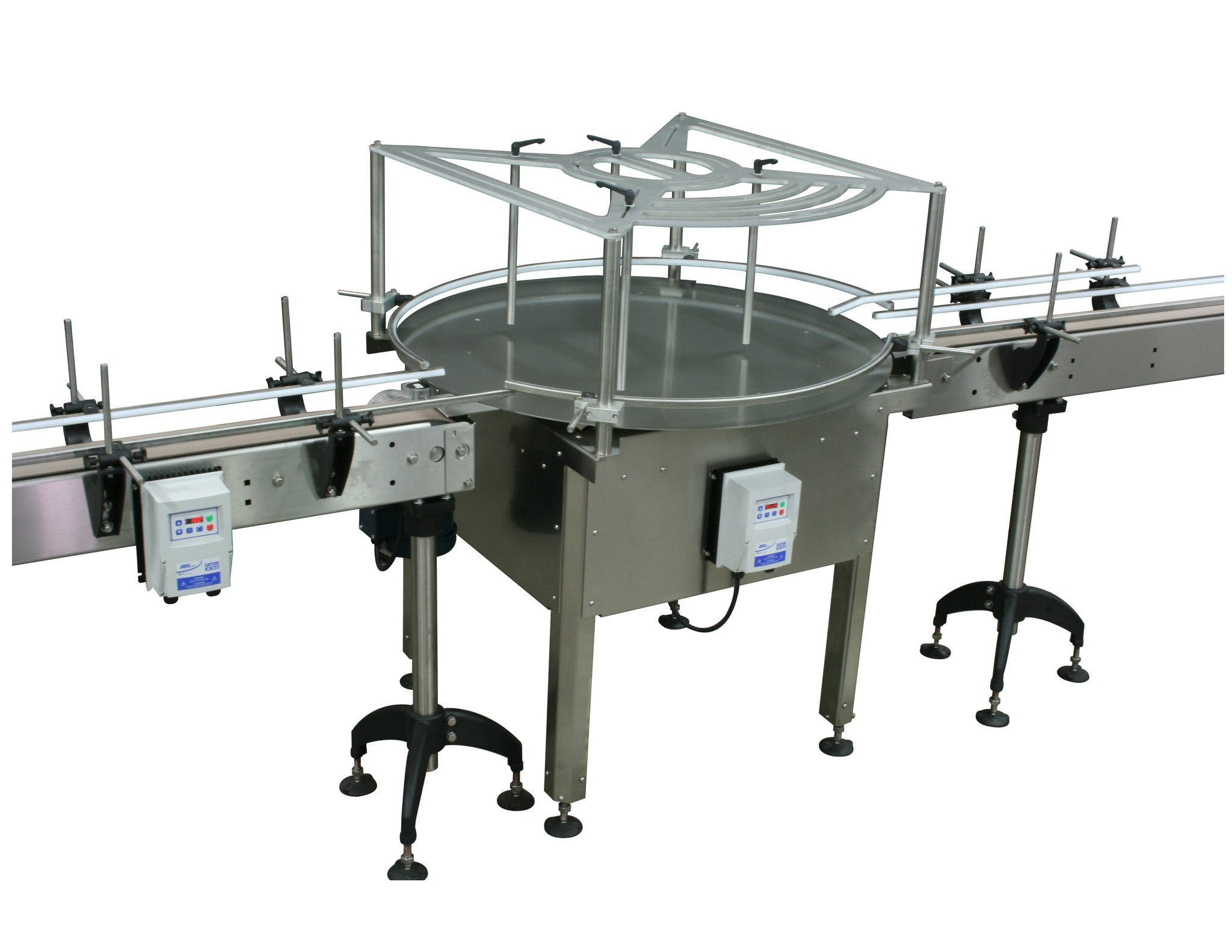 Accumulating Rotary Table Model RA-59 - sold by ACASI Machinery