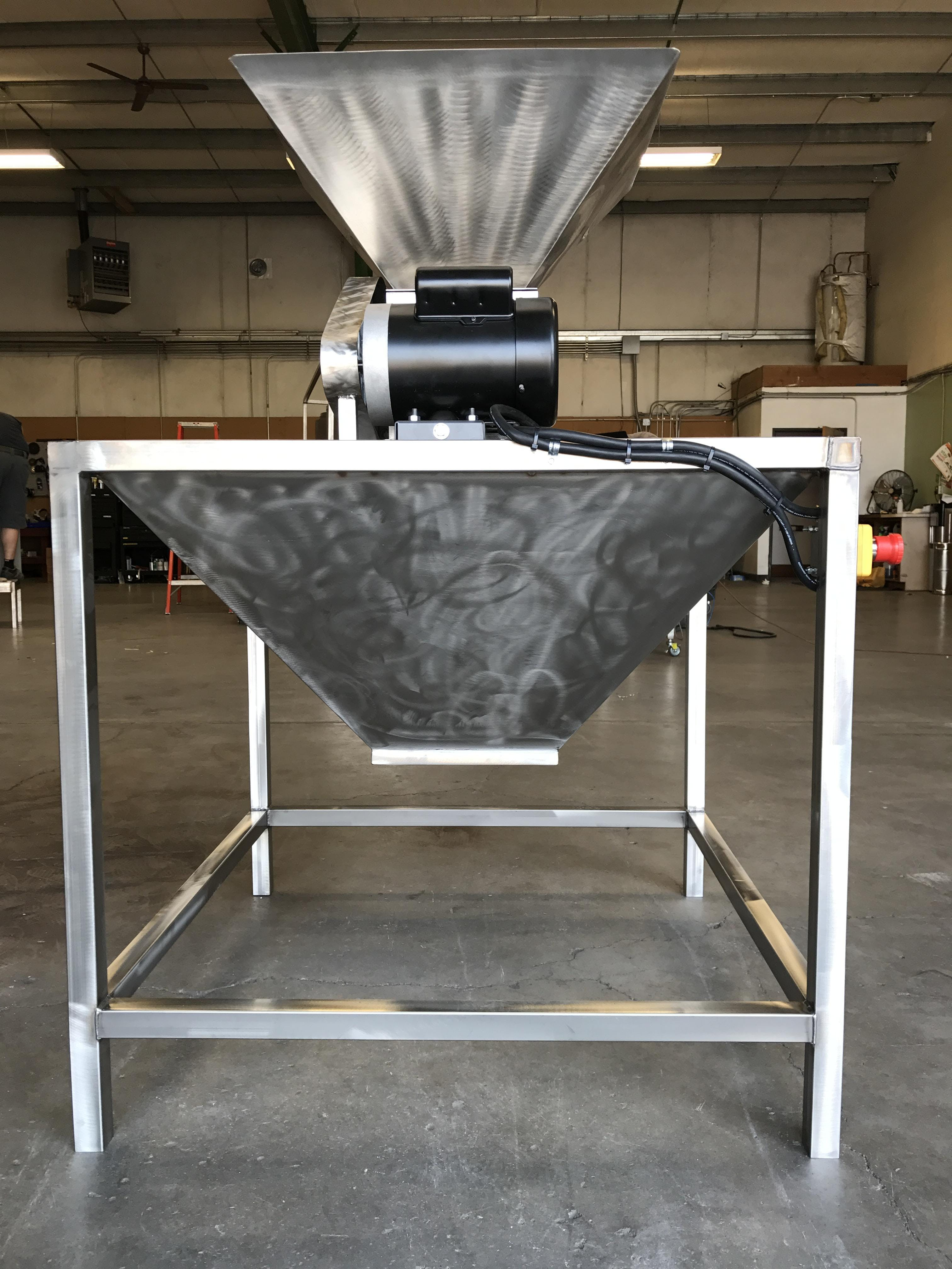 """WeCan """"EZ Grind"""" Grain Mill - sold by WeCan Brewing Systems"""