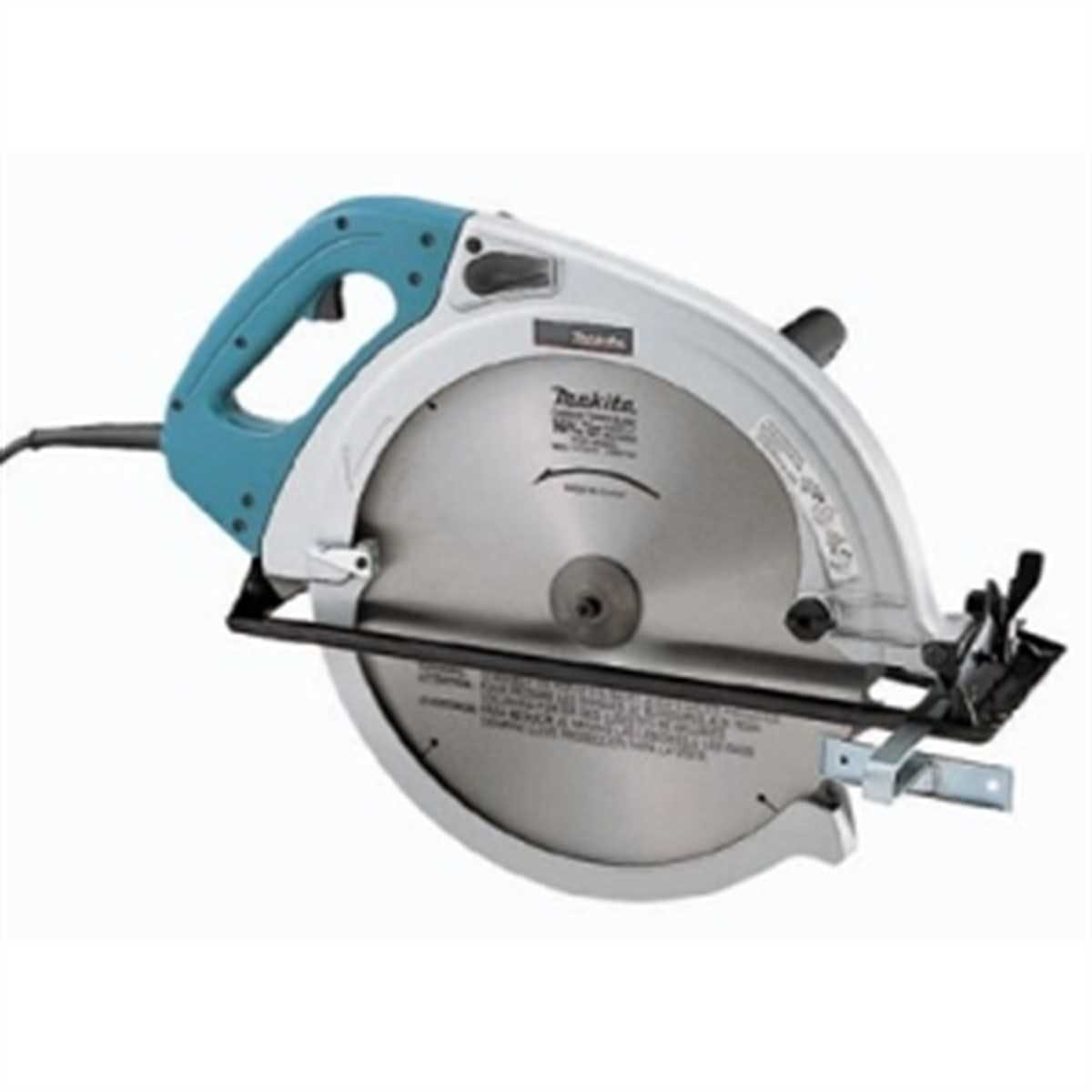 "16-5/16"" CIRCULAR SAW W/ELECTRIC BRAKE 458-5402NA Package design / cutting equipment sold by Janeice Products Co Inc."