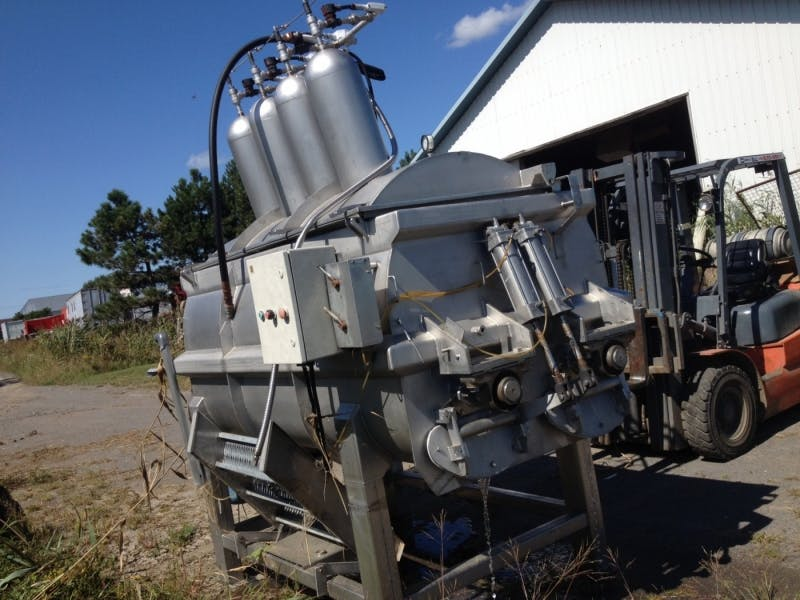 WALTER SK 1442A-160M-8-4 Meat Mixer (Used) - sold by Aevos Equipment