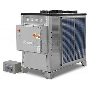 10 TON GLYCOL CHILLER 3-PHASE Glycol chiller sold by GW Kent