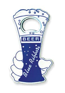 Beer Glass Shape Bottle Opener Bottle opener sold by Kevins Worldwide