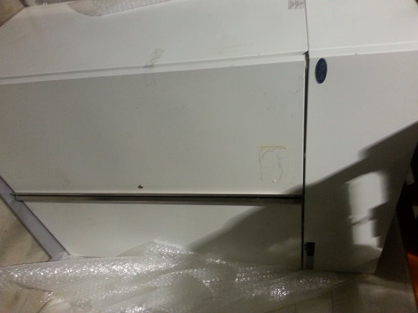 NORLAKE NSXF482WWW/8 -30 Freezer Commercial freezer sold by Aevos Equipment